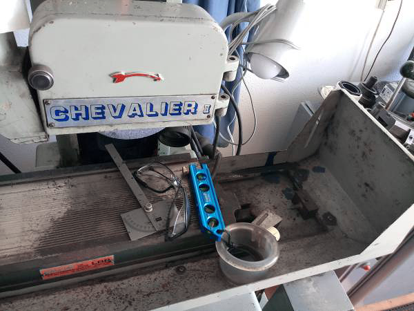 Chevalier II Surface Grinder photo