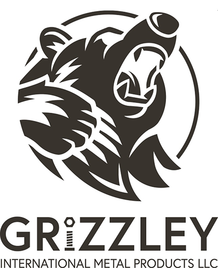 Grizzley International Metal Products Logo